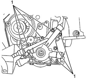 2004 Chevy Aveo Oil Pump Gasket Replacement