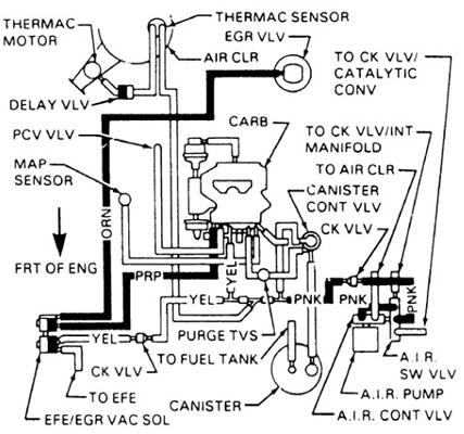 Cadillac 6 0 Engine Diagram 2007 Ford Freestyle Engine Diagram For Wiring Diagram Schematics