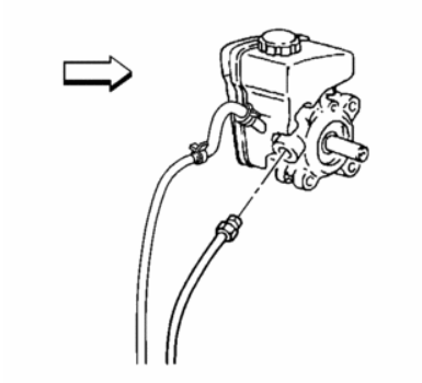Power Steering Pump Location 1999 Park Avenue besides T2903131 Replace power steering pump as well Brake Line Diagram For 1999 Ford F150 besides RepairGuideContent besides Chevrolet Truck 1991 Chevy Truck Blower Motor Resistor. on 99 chevy tahoe engine diagram