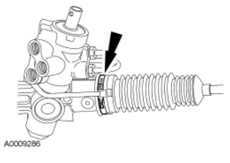 2000 Mecury Sable Steering Gear