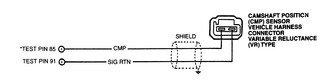 Camshaft Position Sensor 2 Wire