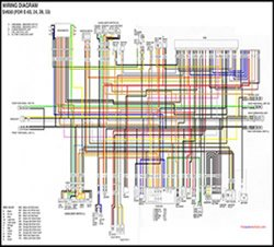 color_wiring_diagrams ford wiring diagrams 2 freeautomechanic fusion wiring diagram at aneh.co