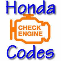 92 95 Honda Check Engine Light Codes Freeautomechanic