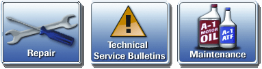 TSB Technical Service Bulletins