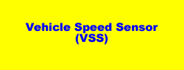 Vehicle Speed Sensor