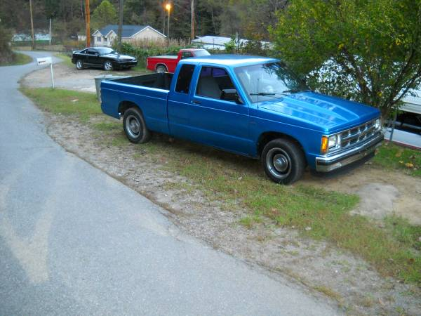 1993 Chevy S10