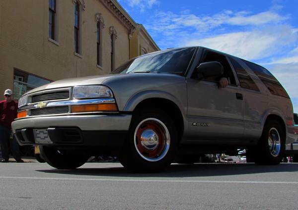 1999 Chevy Blazer