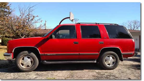 1995 GMC Yukon