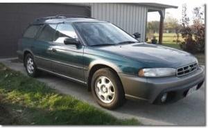1996-Subaru Legacy wagon