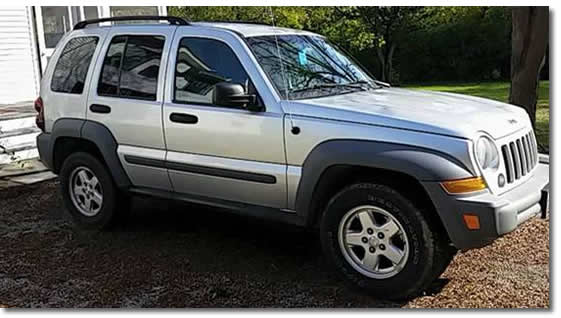 2005 Jeep Liberty Crd 2 8 Turbo Charged Engine