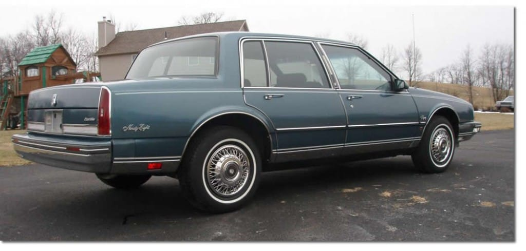 1985 olds 98