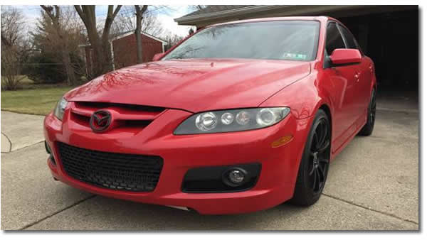 Will not start Mazda 6