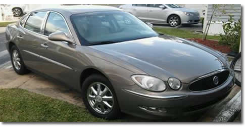 Buick Lacrosse Starting Disabled