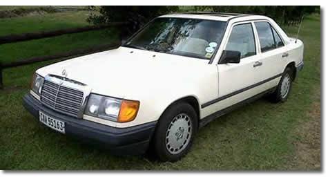 1990 Mecedes 300E