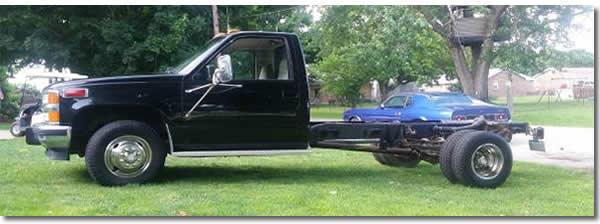 1994 Chevy 6.5 turbo diesel