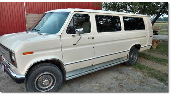 Fuel Injection Fuses 1994 Ford E 350