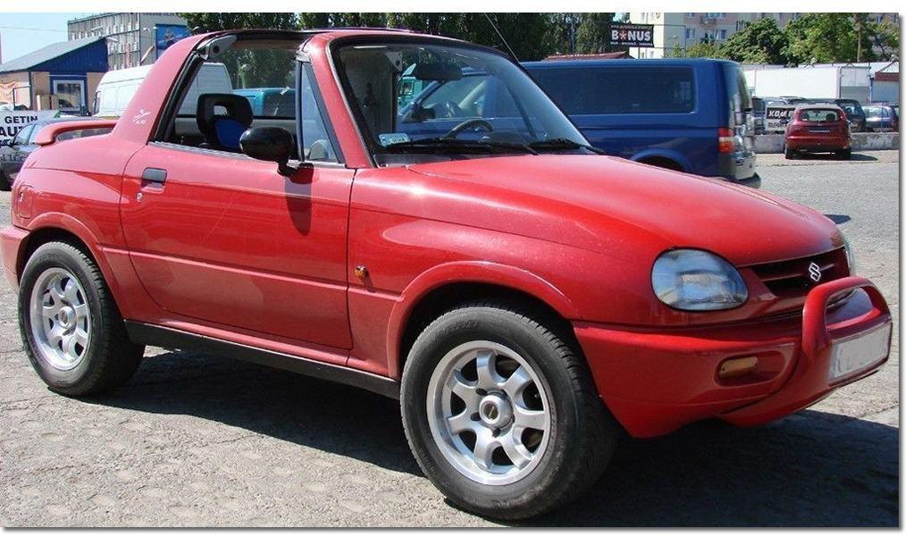 1996 Suzuki X90