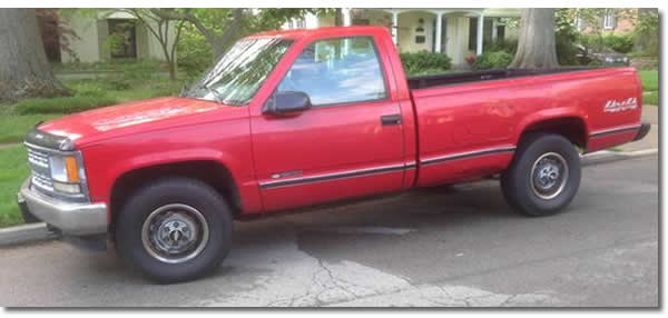 1998 Chevy Silverado Security Light Stays On: 1998 Silverado Light Wiring Diagram At Gundyle.co