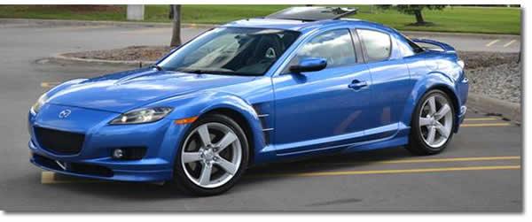 2006 Mazda RX8