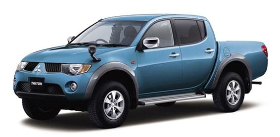 2009 Mitsubishi Triton