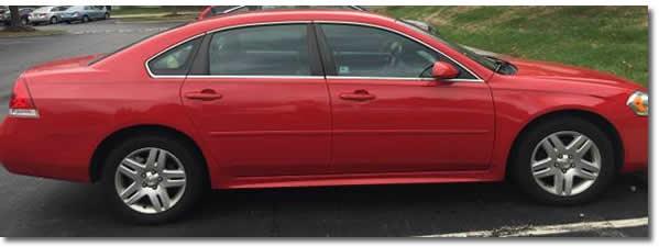 2010 Chavy Impala