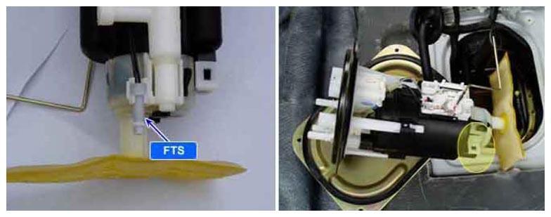 Fuel Temperature Sensor - Code P0182