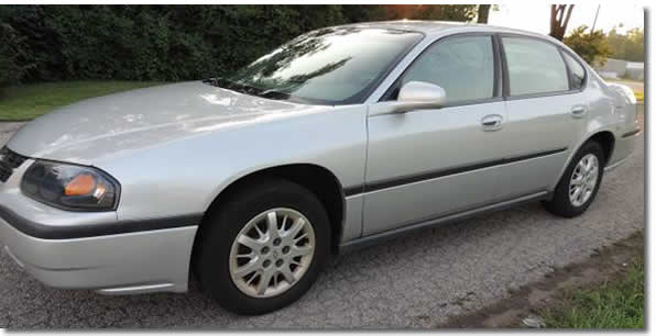 2000 Chevy Impala