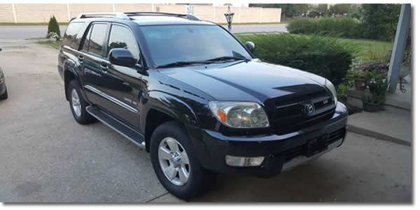 2003 Toyota 4 Runner Limited