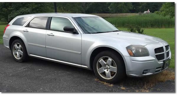 How To Reset Computer On 2005 Dodge Magnum