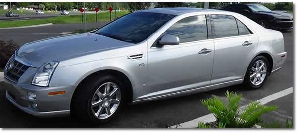 2008 Cadillac-STS