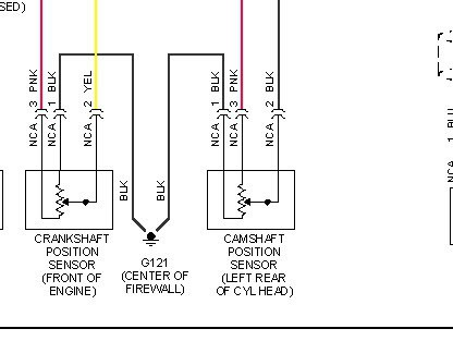 large 2 cmp sensor 2001 hyundai sonata 2 4l freeautomechanic Hyundai Accent Engine Diagram at bayanpartner.co