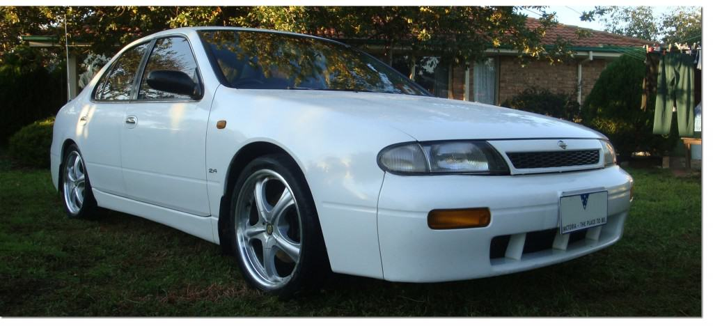 1994 Nissan Bluebird