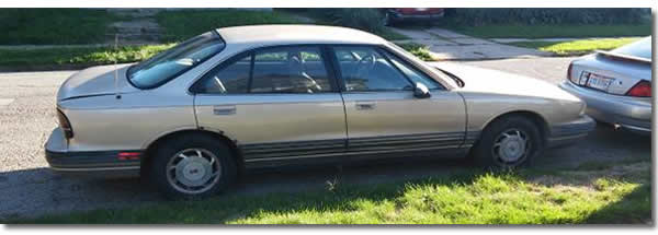 1994 Olds 88
