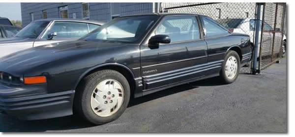 1995 Oldsmobile Cutlass