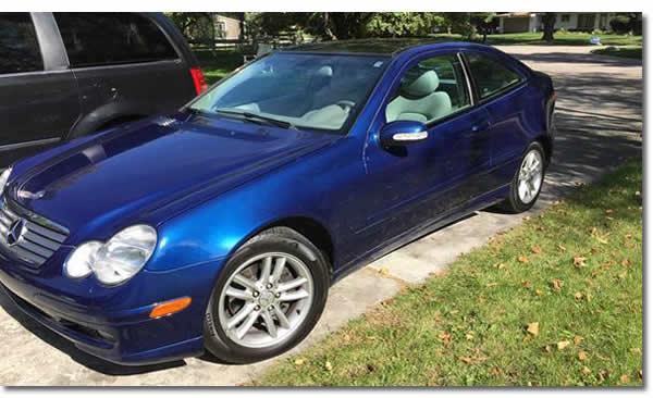 2002 Mercedes C230