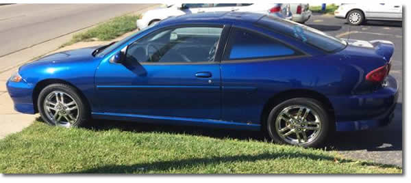 Chevy Cavilier
