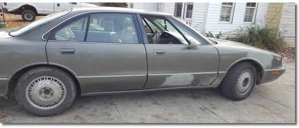 1997 Oldsmobile 88