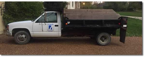 1993 Chevy Dump Truck