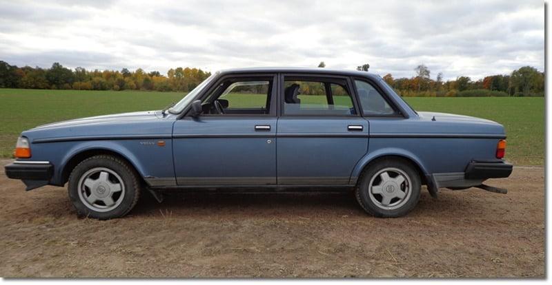 1985 Volvo 244