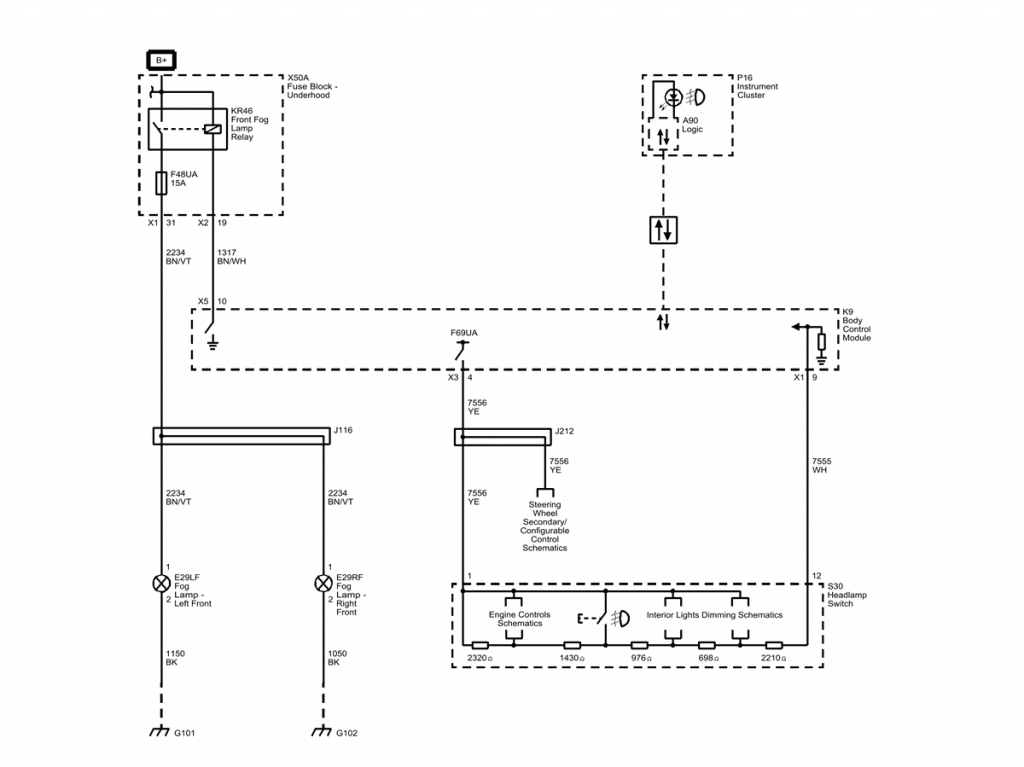 Bumper Light Wiring Diagram Diagramrh84tempoturnde: 2007 Ford F 150 Fog Light Wiring Diagram At Gmaili.net