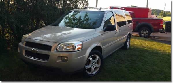 2007 Chevy Uplander