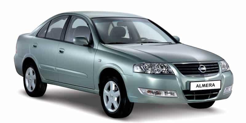 2006 Nissan Almera