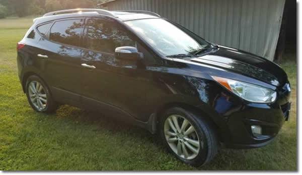 2011 Hyundai Tuscon