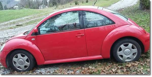 1999 VW Bettle