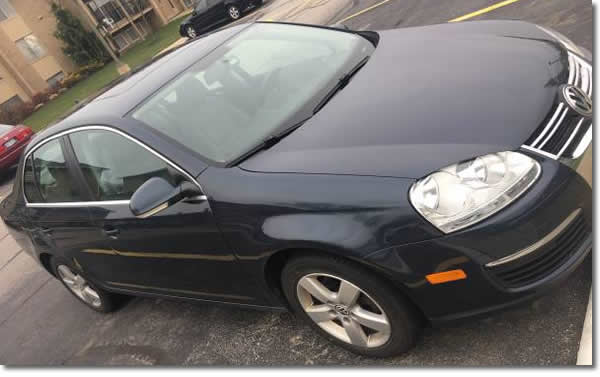 We Are Considering Purchasing This 2009 Vw Jetta 2 5 With 76000 Miles On It First Of All Had The Epc Light Instrument Cer When Got To