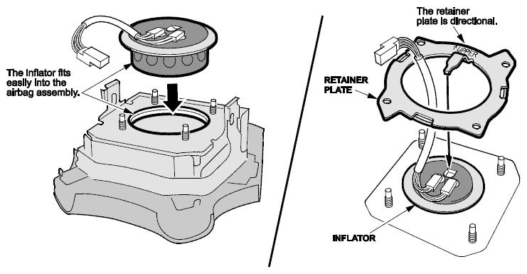 Honda airbag recall inflator