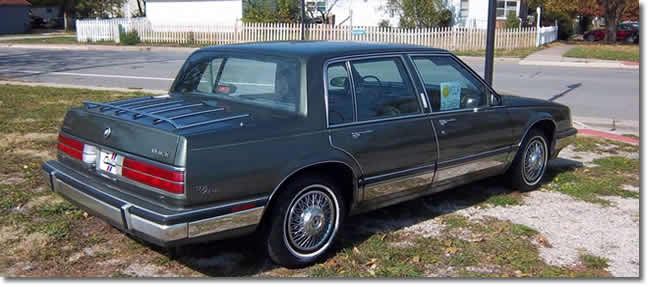 1985 Buick Electra Park Ave