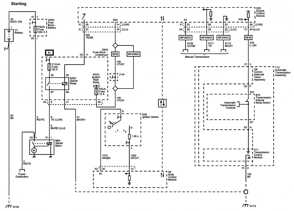 chevy archives - freeautomechanic advice gm starter wiring diagram free download schematic