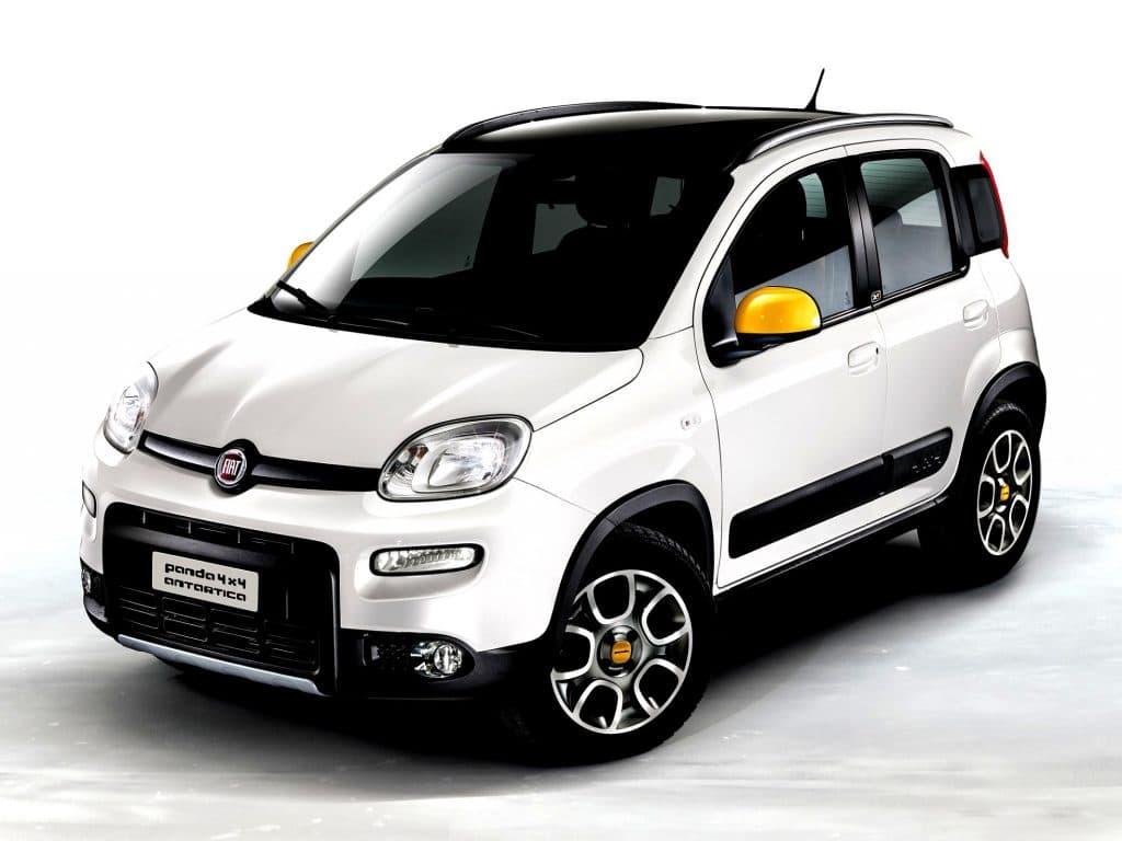 2012 Fiat Panda 4x4