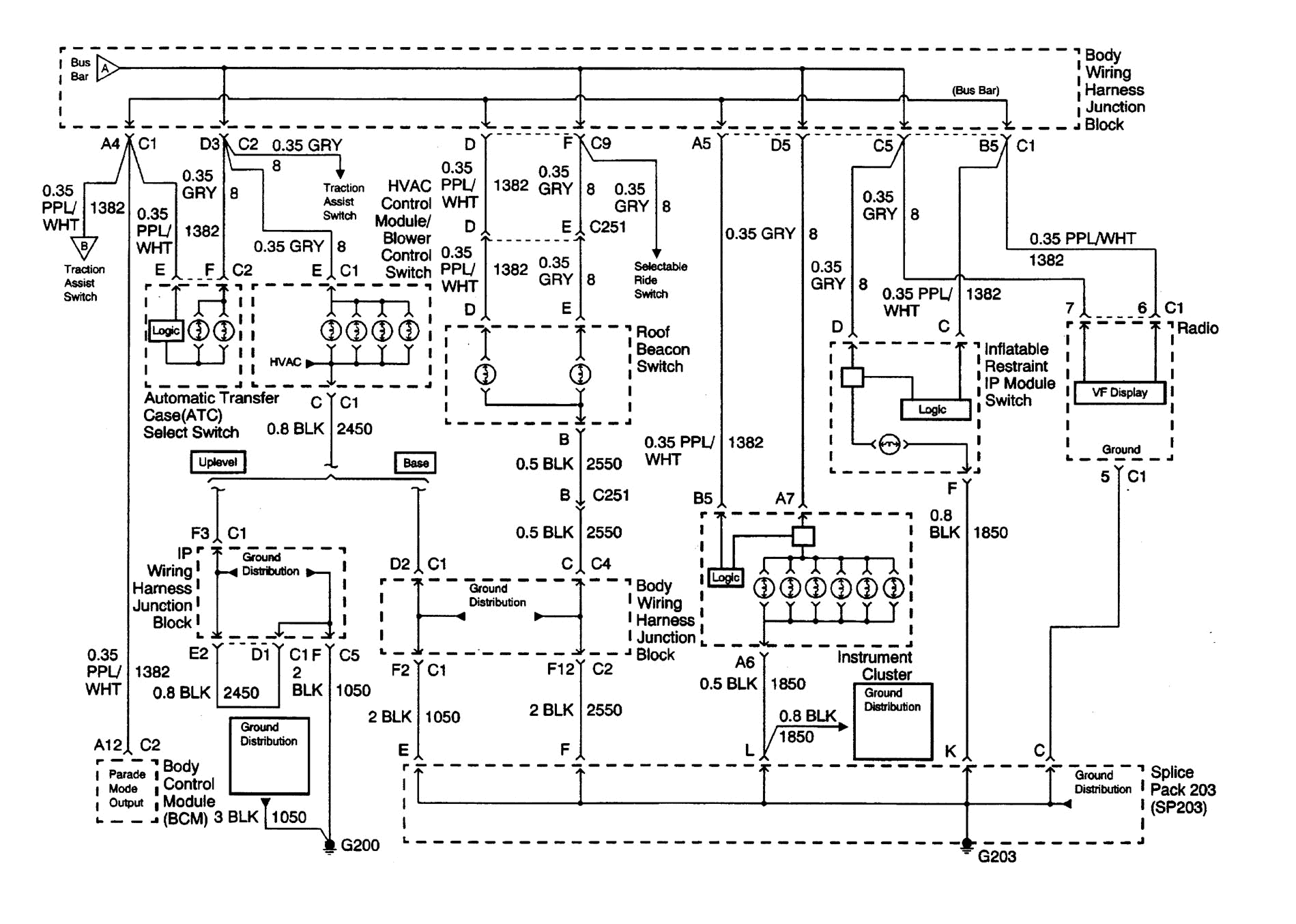 2005 Chevrolet Silverado Wiring Diagram from www.freeautomechanic.com
